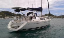 Jeanneau Sun Odyssey 36 i : Mouillage du Marin